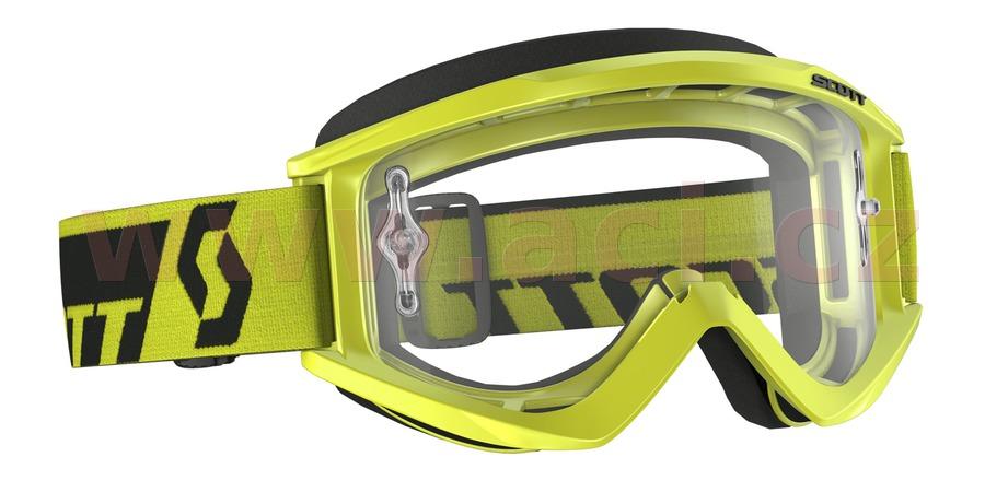 Brýle Scott Recoil XI Works - VÍCE BAREV