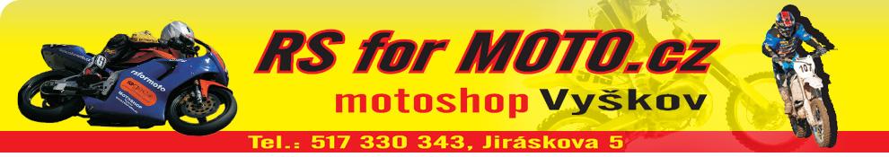 MOTO - RS FOR MOTO